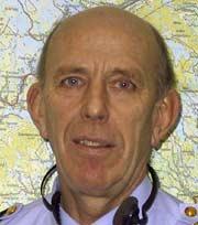 Bernt Ingebretsen er operasjonsleder ved Telemark politidistrikt.