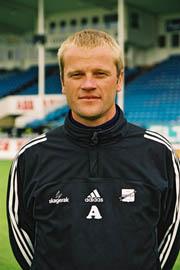 Arne Sandstø har vært i Odd siden 1997.