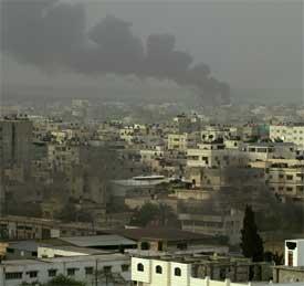 Ariel Sharon fastholder at Israel skal ut av Gaza. (Arkivfoto)