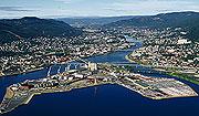 Det blomstrer i gründerbyen Drammen. Over 380 nye selskaper er skapt i år.