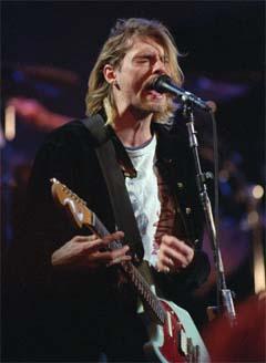 Kurt Cobains liv finnes nå i tegnet utgave. Foto: Robert Sorbo
