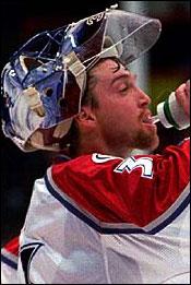 Patrick Roy har spilt 1029 NHL-kamper