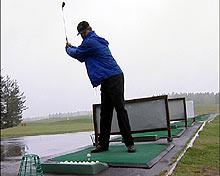 Kurs kreves for å kunne få spille på en golfbane.