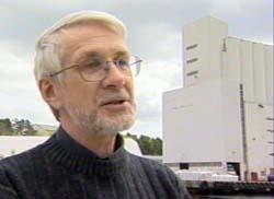 Prosjektleder Ernst Aukland - ikke bekymret (foto: NRK Sørlandet)