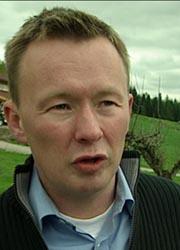 Næringssjef i Fyresdal Olav A. Veum.