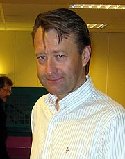 Bjørn Rune Gjelsten har signert kontrakt med Marensro.