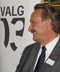 Ordfører Bjørn Tore Sevik sier Nøtterøy vil kjøpe øyene av hensyn til allmenheten.