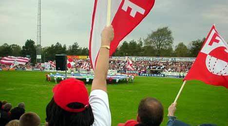 Et fullsatt Fredrikstad stadion fikk oppleve en målfest på