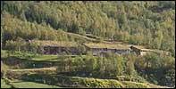 HV 10-anlegget på Skei. Arkivfoto NRK