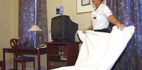 Mange hotellansatte i Hallingdal er uorganiserte.
