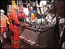 Fiskerne vil ha slutt på ulovlighetene (foto: NRK).