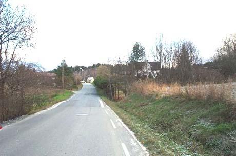 Sykkel- og gangvei Vestfossen - Mjøndalen. Foto: Statens vegvesen.