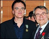 Tarantino og Forman