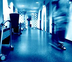Retten til å velge sykehus ble lovfestet i 2001. Foto: Scanpix