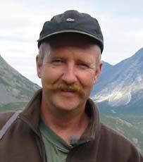 Veiviser Trond Blomlie. Foto: NRK