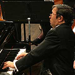 Murray Perahia spilte klaver ...