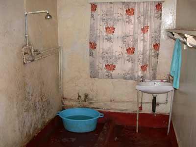 Badet må antas å ha nådd sin forventede levealder.