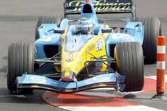 Jarno Trulli fikk beste startspor i Monaco. (Foto: AFP/Scanpix)