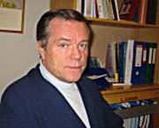 NJs klubbleder i Drammens Tidende, John Fredriksen.