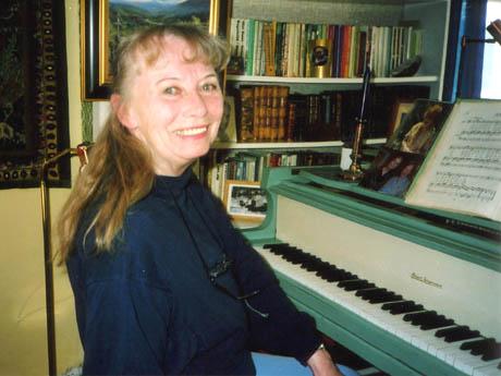 Hannah Rahlff, - en dansk dame med livsgnist.