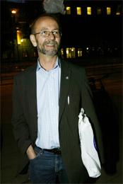 STREIKEGENERAL: Leder i Norsk Transportarbeiderforbund, Per Østvold, går ikke med på at forbundet mislyktes i kampen mot «gratispassasjerene» (Foto: SCANPIX)