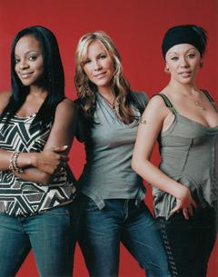 Sugababes: Keisha, Heidi, Mutya (Foto: Universal)