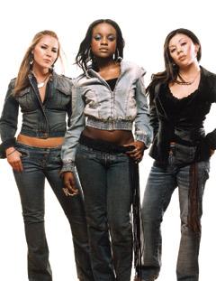Sugababes: Heidi, Keisha, Mutya (Foto: Universal)