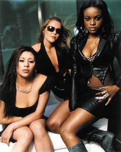 Sugababes: Mutya, Heidi, Keisha (Foto: Universal)