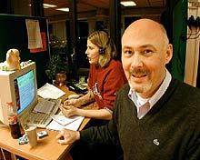 Kjell Bakken er gründer i selskapet Multi-Respons. Foto: Glåmdalen