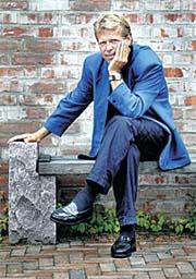 Prest og forfatter Per Arne Dahl fra Modum. Foto: NRK