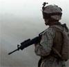 Amerikansk soldat i Irak. (Foto: Scanpix/Reuters)