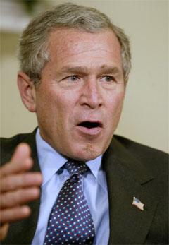 George W. Bush (Foto: AFP / Scanpix)