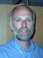 Svein Aannestad, rådmann i Ringerike. Foto: NRK