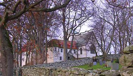 Utstein Kloster Foto: Hans Magnar Lien