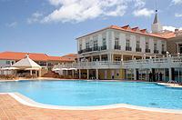 Et av hotellene du kan ta inn på når du besøker Obidos.