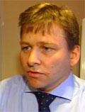 Marius Ivan er regiondirektør i NOKAS