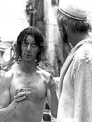 """I 1980 ble Life Of Brian først forbudt, men etter at det ble trykt """"Dette er ikke en realistisk fremstilling av Jesu liv"""" på plakaten, gikk det greit å vise den. (Foto: SCANPIX)"""