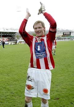 Ole Martin Årst er toppscorer i Tippeligaen. (Foto: Tor Richardsen / SCANPIX)
