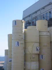 Resirkulert papir ved Hurum Fabriker