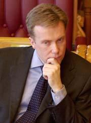 Miljøvernminister Børge Brende. Foto: Scanpix