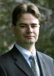 Lars Jacob Hiim i miljøverndepartementet. Foto: Scanpix.