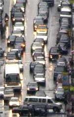 Det har vært en nedgang i personskader i trafikken. (Foto: Scanpix)