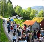 Foto: Olaf Erlend Gundersen, NRK