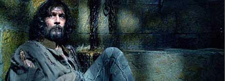 Gary Oldman fra filmen Harry Potter og fangen fra Azkaban.