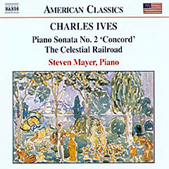 Steven Mayers plate med klassikere fra Charles Ives.