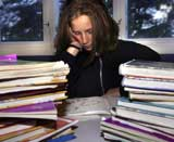 Studenter trenger også søvn. Foto: Scanpix