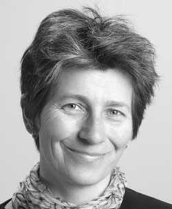 Gitte Hansen. Foto: Universitetet i Bergen
