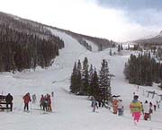 Det er ventet at det kommer en del kinesere for å stå på ski i blant annet Hemsedal skisenter.