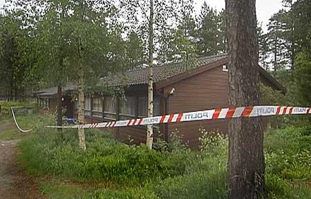 Hybelhuset der Anne Slåtten budde har vore avstengt sidan sundag.