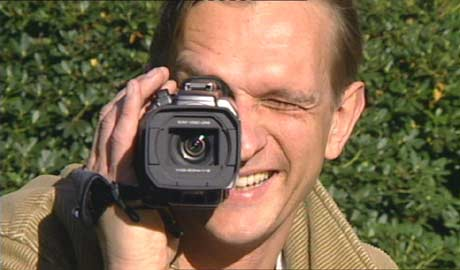 I dag er nesten alle blitt videofotografer til hjemmebruk. Men hvor kan vi best lagre dataene? (Copyright: German United)